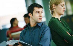 پنهان کردن از نامزد