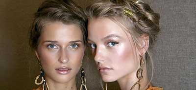 مدل های آرایش در پاییز